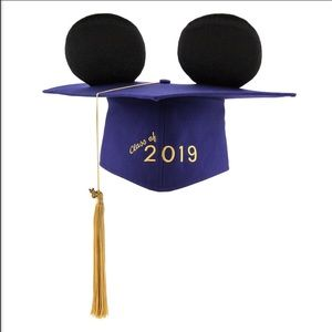 Mickey Mouse Graduation cap ears 🎓